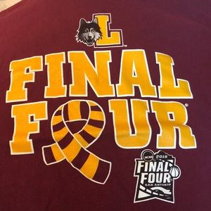 🇺🇸Loyola Final Four t shirt
